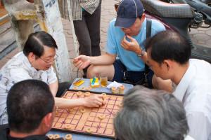 Street game (Hanoi)